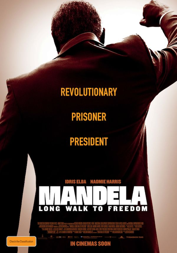 Review:  Mandela:  The Long Walk Home
